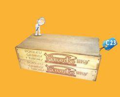 Caja para Pisco c23 publicitaria