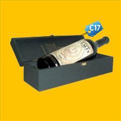 Caja para Pisco C17 publicitaria