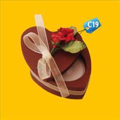 Caja para Chocolates c19 publicitaria