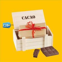 Caja para Pisco c20 publicitaria