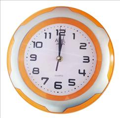 Reloj publicitario 8