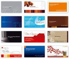Tarjetas Publicitarias Plastificadas a todo Color