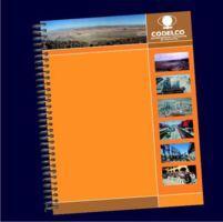 Cuaderno publicitario Tapa Dura